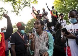 इथियोपियामा भएको हिंसात्मक घटनामा मृत्यु हुनेको संख्या २३९ पुग्यो