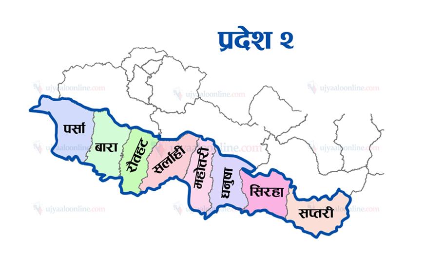 नेपालमा सबैभन्दा बढी प्रदेश-२ मा कोरोना संक्रमण र मृत्युदर उच्च