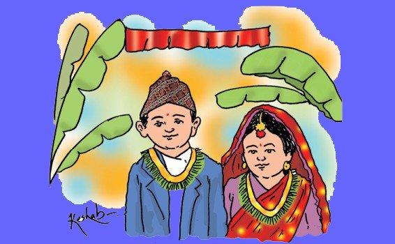 लुम्बिनी प्रदेशका १२ वटा जिल्लामध्य सबैभन्दा बढी बालविवाह प्युठानमा