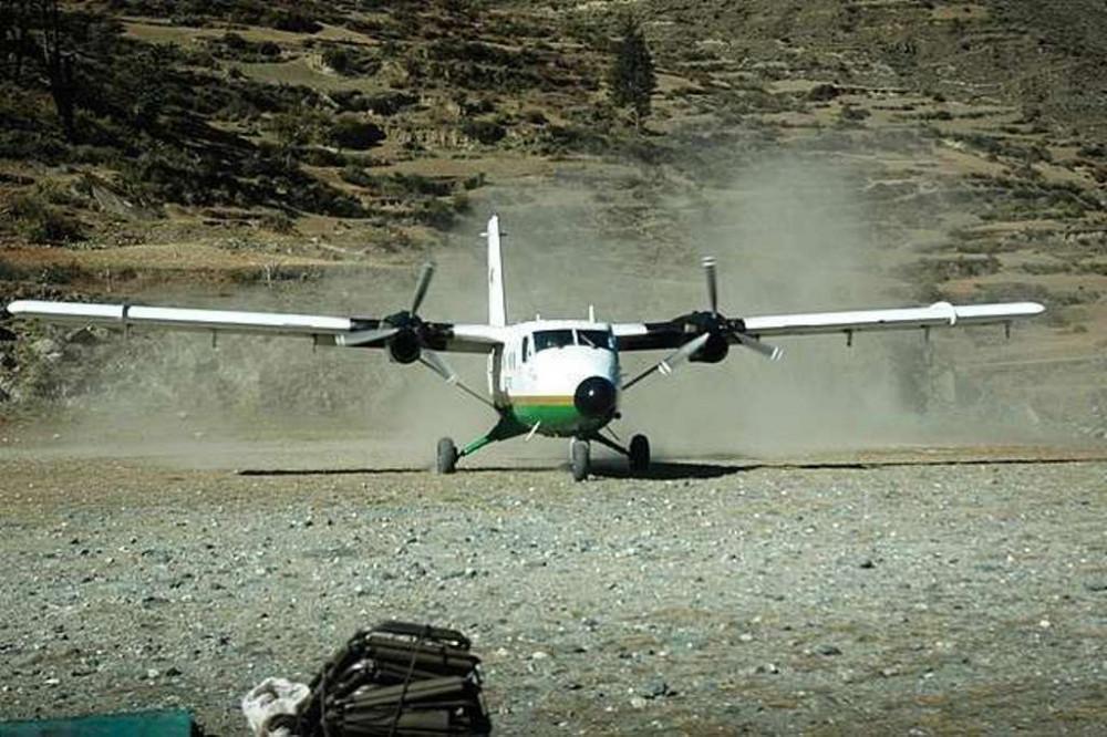 पाटन विमानस्थलबाट २५ वर्षपछि हवाई उडान पुनः सुरु