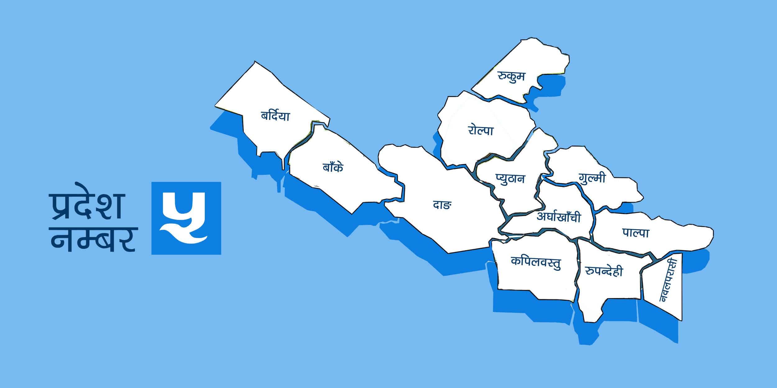 लुम्बिनी प्रदेशको राजधानी फेरि विवादमा