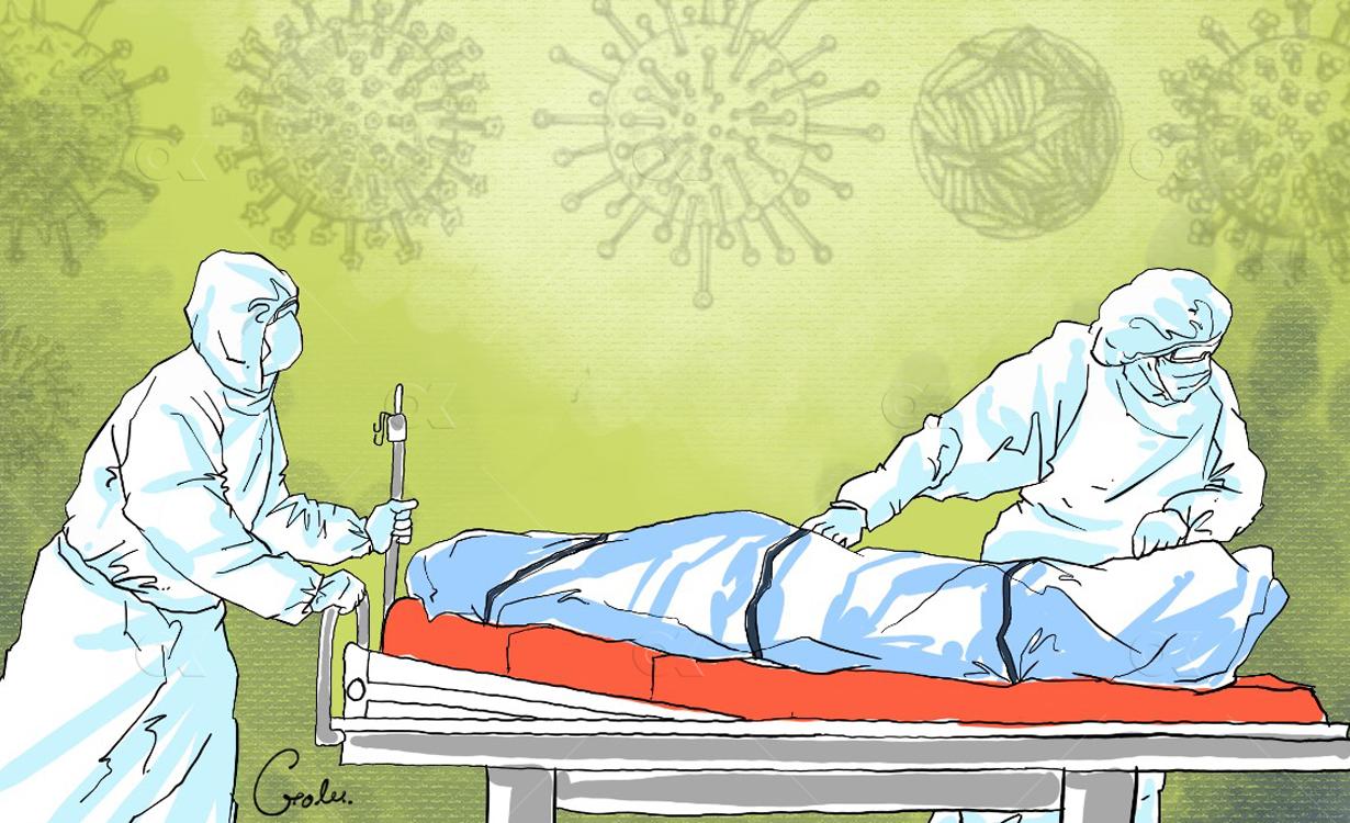 पाल्पा र स्याङ्जाका थप दुई कोरोना संक्रमितको मृत्यु