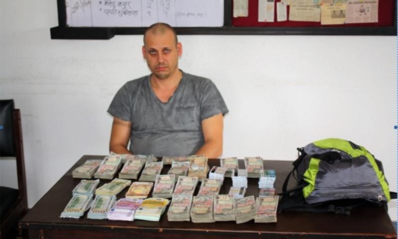 काठमाडौंका एटिएमबाट डलर चोर्ने रिस्टोभलाई २ वर्ष कैद, पौने २ करोड जरिवाना