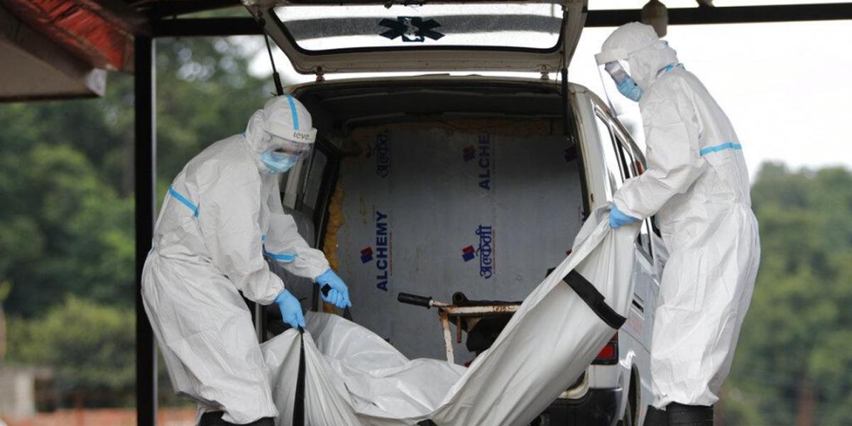 विश्वमा एकै दिन १५ हजार ४०० भन्दा बढी संक्रमितको मृत्यु