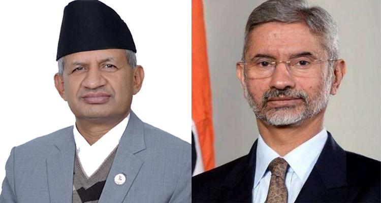 नेपाल-भारतका परराष्ट्र मन्त्रीको बैठक हुँदै, सीमादेखि कोरोना भ्याक्सिनका विषयमा छलफल हुने