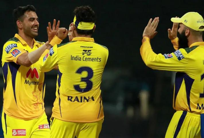 आईपीएल : शीर्ष स्थानमा उक्लियो चेन्नई, कोलकत्ता १८ रनले पराजित