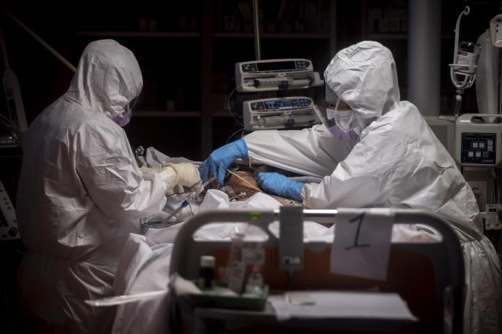 भारतमा थपिए तीन लाख ६२ हजार संक्रमित