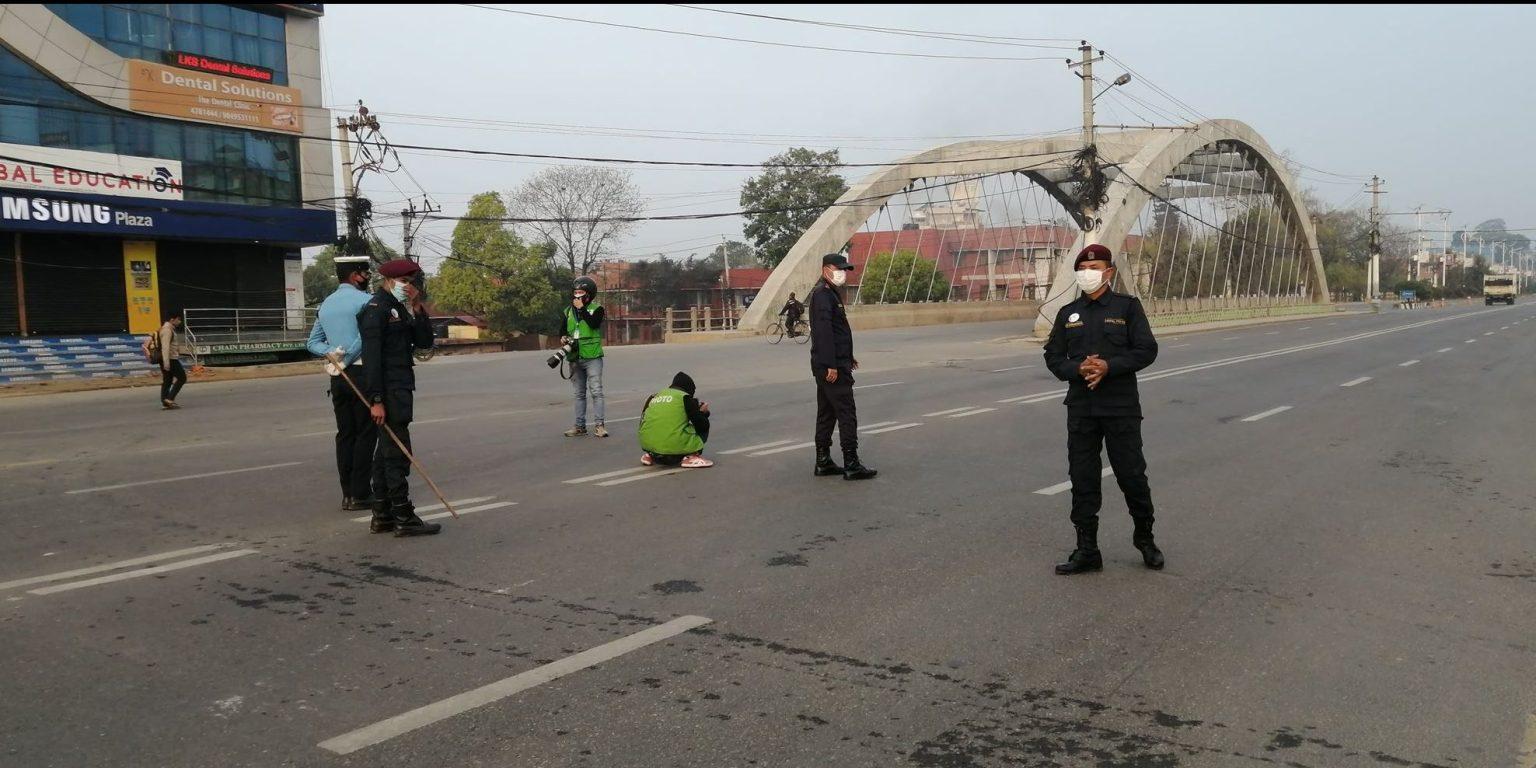 काठमाडौं उपत्यकामा आजदेखि जेठ १३ सम्म निषेधाज्ञा, अत्यावश्यक बाहेक कार्यालय बन्द