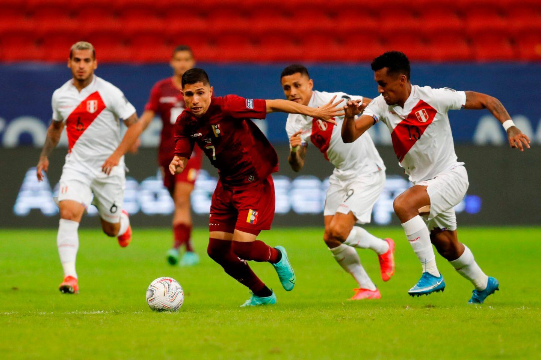 पेरू कोपा अमेरिका फुटबलको क्वाटरफाइनलमा