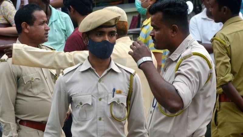 भारतकाे असम र मिजोरम राज्यको सीमामा झडप, ६ जना प्रहरी जवानको ज्यान गयो